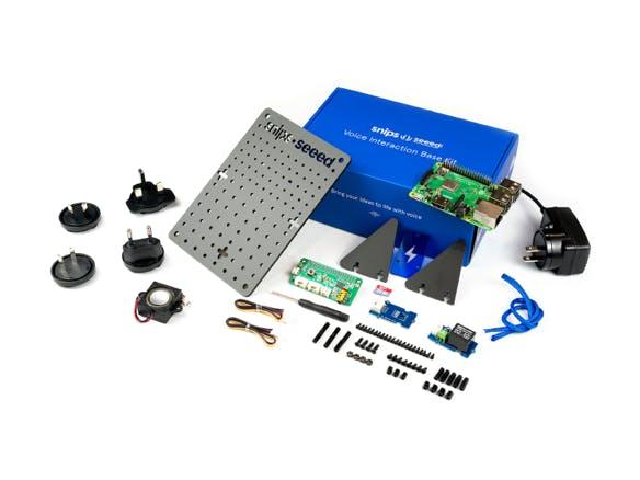 Figure 1: Snips Development Kit