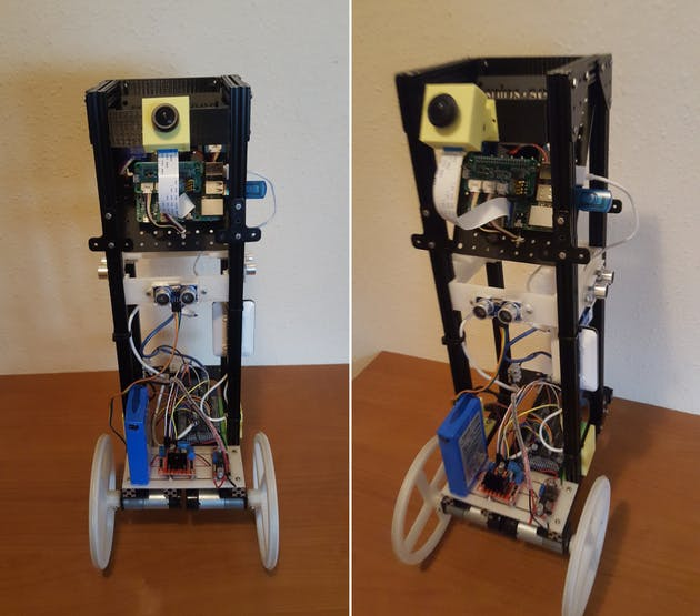 Figure 3 Snips Robot