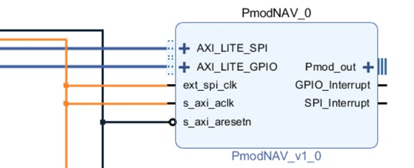 Ensuring the EXT SPI CLK is connected