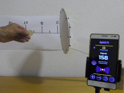 DIY Arduino Based Pulse Induction Metal Detector