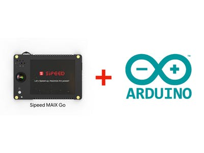 AIoT: Sipeed MAix Board + Arduino on OSX