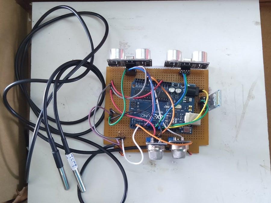Sensor Faults Detection And Parameters Measurements