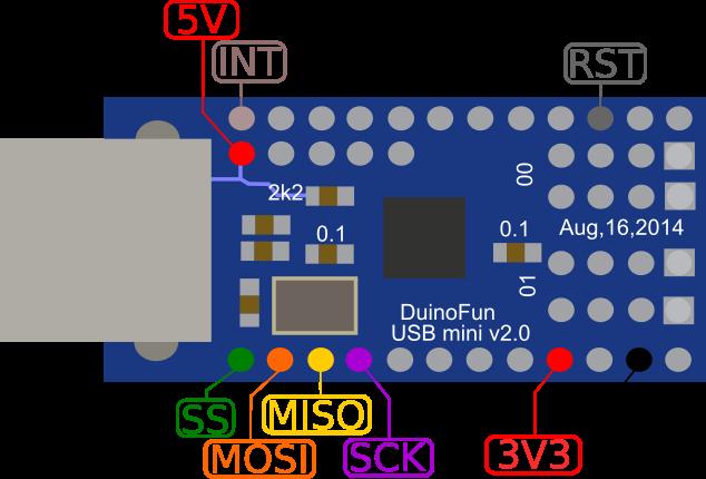 Plug Any USB Device on an ESP8266 - Hackster io