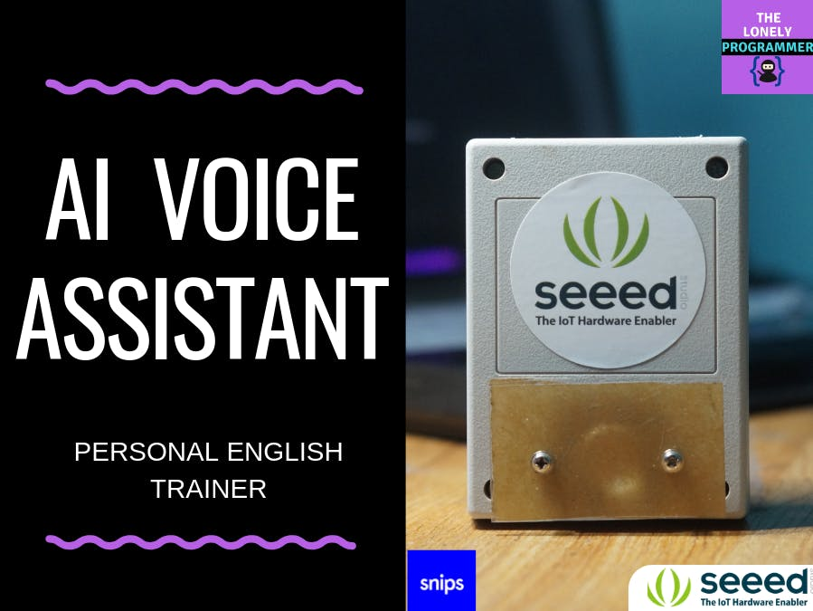 Personal English Trainer - AI Voice Assistant