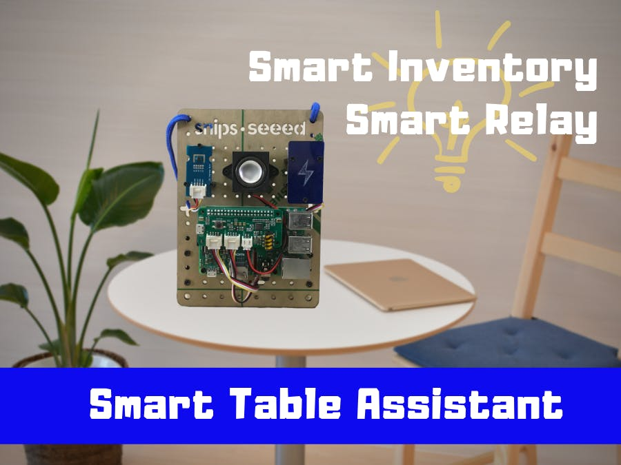 The Smart Table Assistant