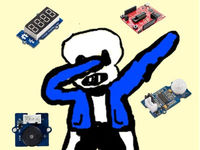 Megalovania Party Speaker
