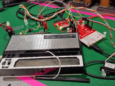 Controlling Servos with a Stylophone: Pitch Detection