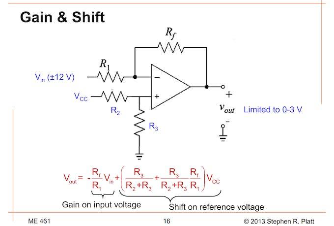 A very similar circuit
