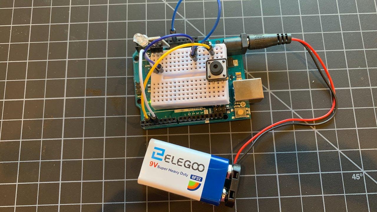Homemade TV B-Gone - Arduino Project Hub   Tv B Gone Circuit Diagram      Arduino Create