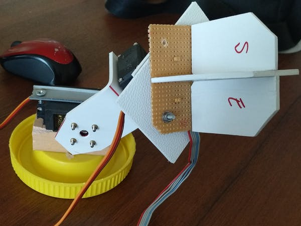 Solar Tracker Arduino Arduino Project Hub