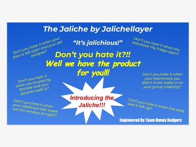 The Jaliche by Jalichellayer