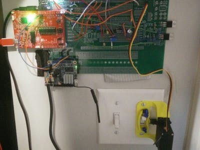 Smart Light Switch (UIUC - SE 423 - TI LaunchPad Project)