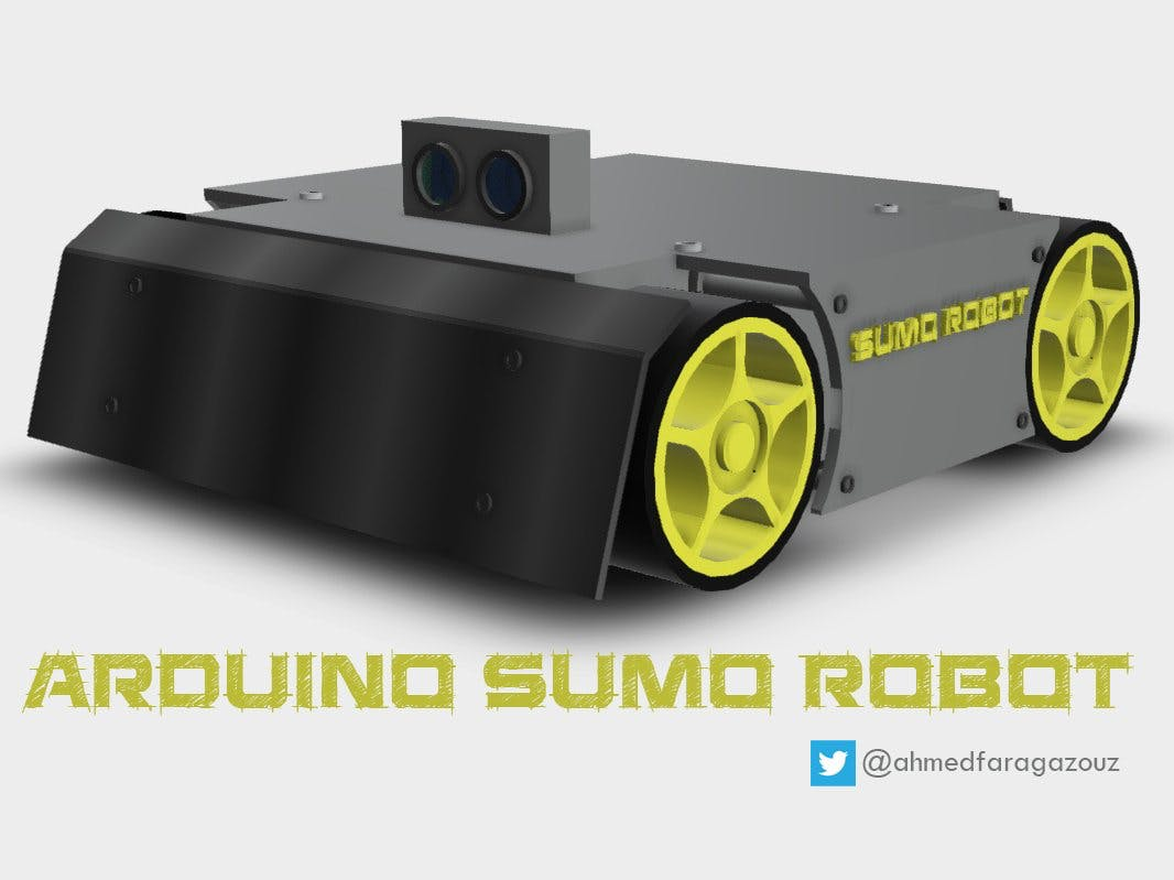 How to Make Arduino Sumo Robot