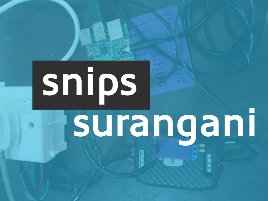 Surangani - Voice Enabled Energy Monitoring