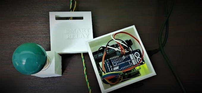 Inside the Case - Arduino MKR & UNO