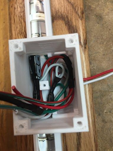 Capacitor Install location
