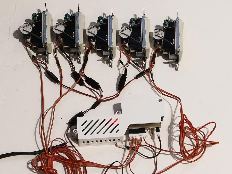 Remote Lights Switch
