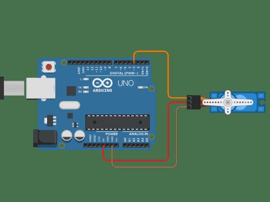 Working with a Micro Servo