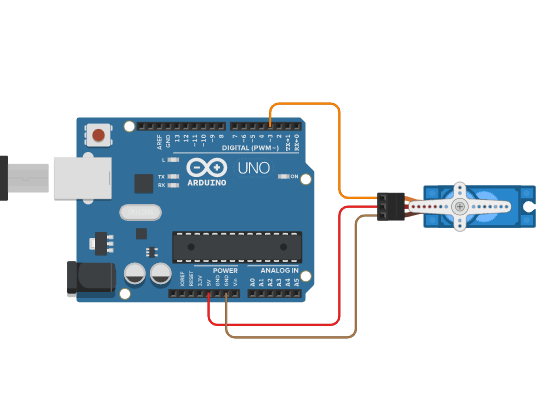 Working with a Micro Servo - Arduino Project Hub