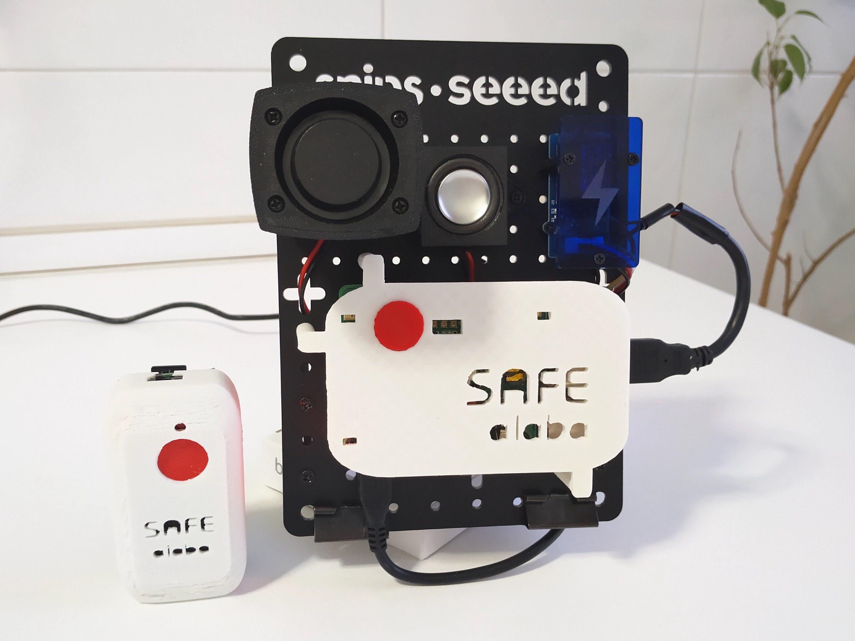 Snips Assistant for Emergencies (SAFE)