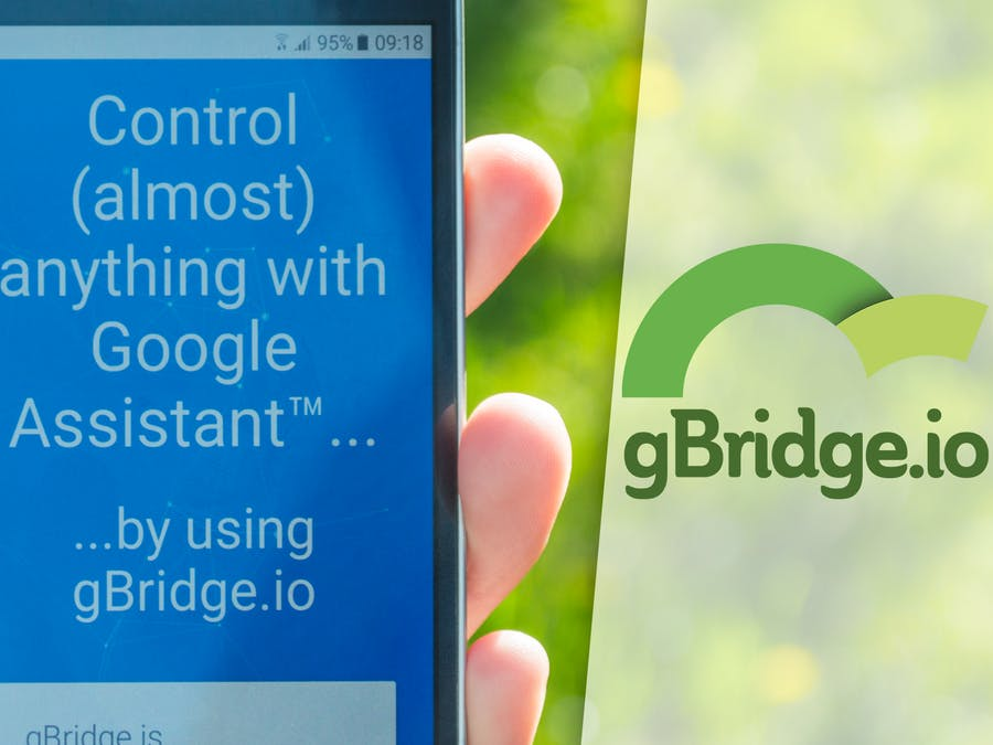 gBridge io: Control Anything with Voice Commands - Hackster io