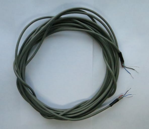 Coil of wire (7.5 m)
