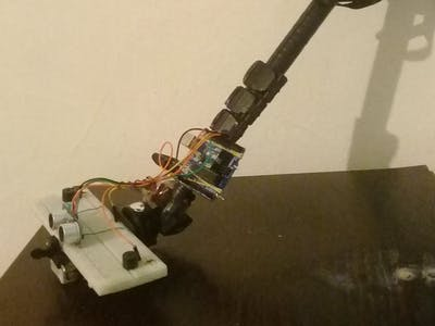 Arduino Blind Stick