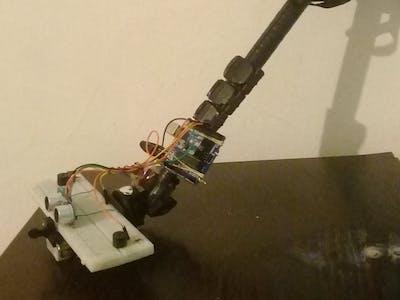 Arduino Blind Stick