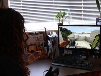 Minecraft Gesture Controller