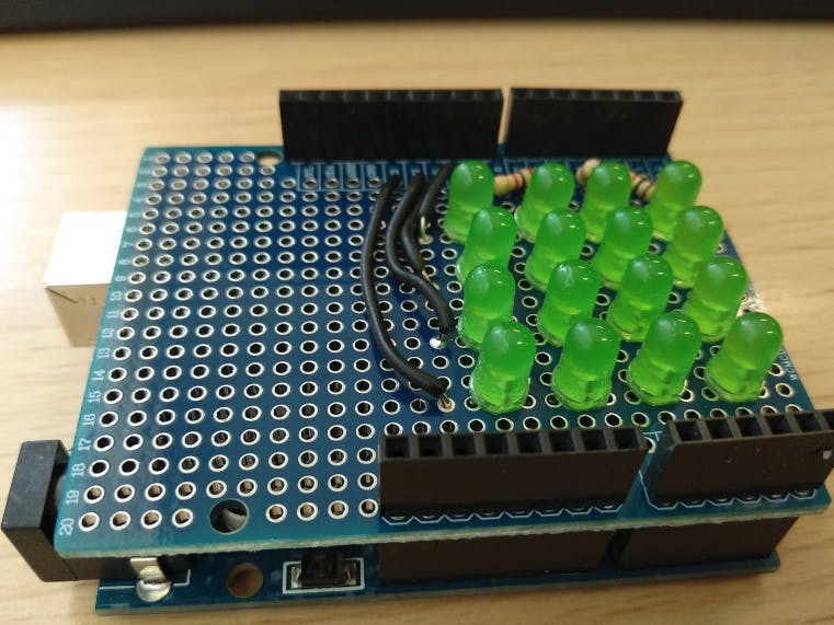 Matrix 4x4 Shield