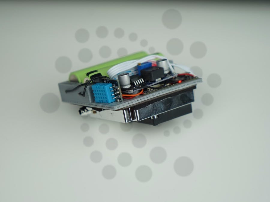 Mobile Air Quality Module // Democratizing Public Data