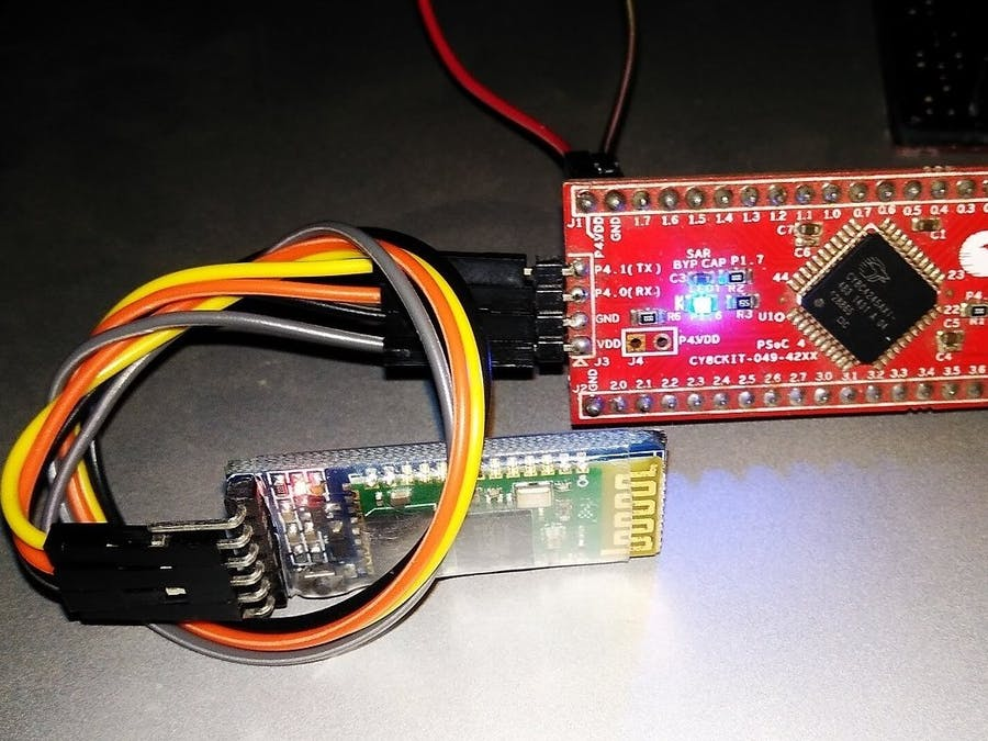 PSoC 4 Wireless Programming