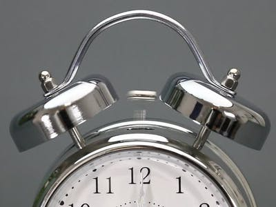 A Wake-Up Alarm
