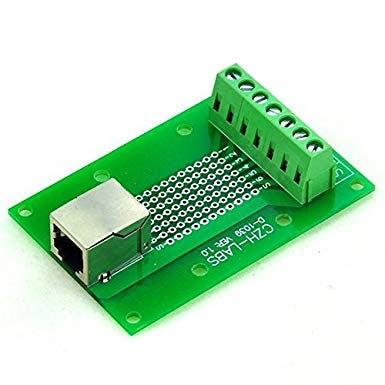 CZH Labs D-1039 Phone Breakout board (<$10)