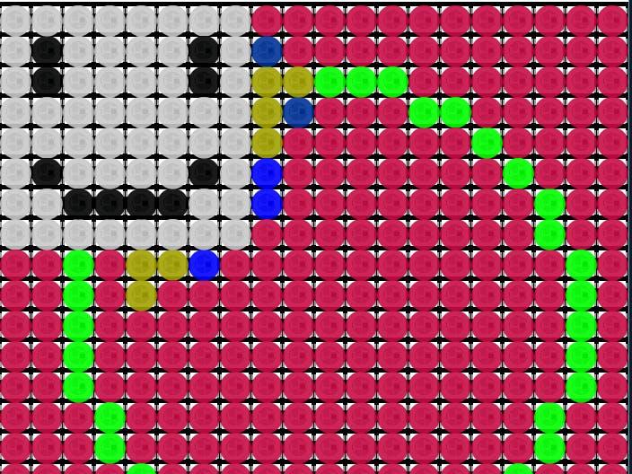 NeoPixel Matrix Emulator