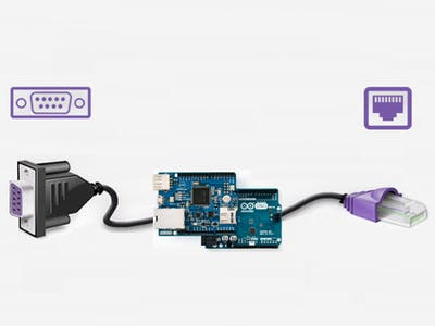 Arduino - Make a Wi-Fi/Ethernet Serial Converter