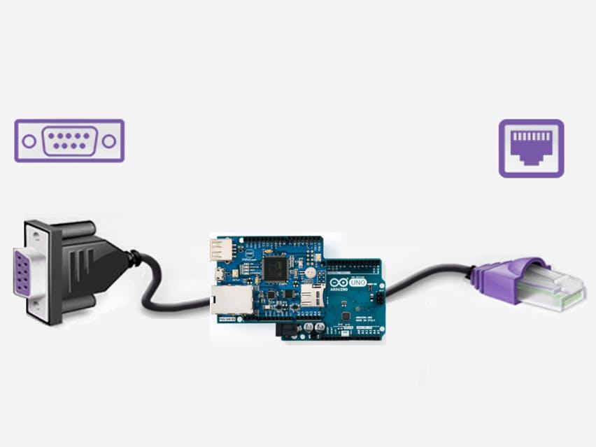 Arduino - Make a Wi-Fi/Ethernet Serial Converter - Arduino