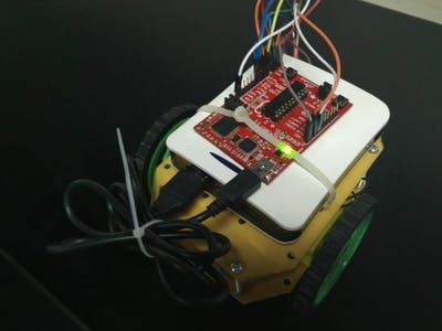 Bluetooth Controlled Robot