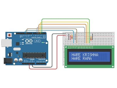 Working with LCD