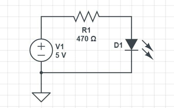 Simple LED Circuit