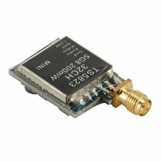 TS5823 5.8 GHz Transmitter. Cheap, and efficient !