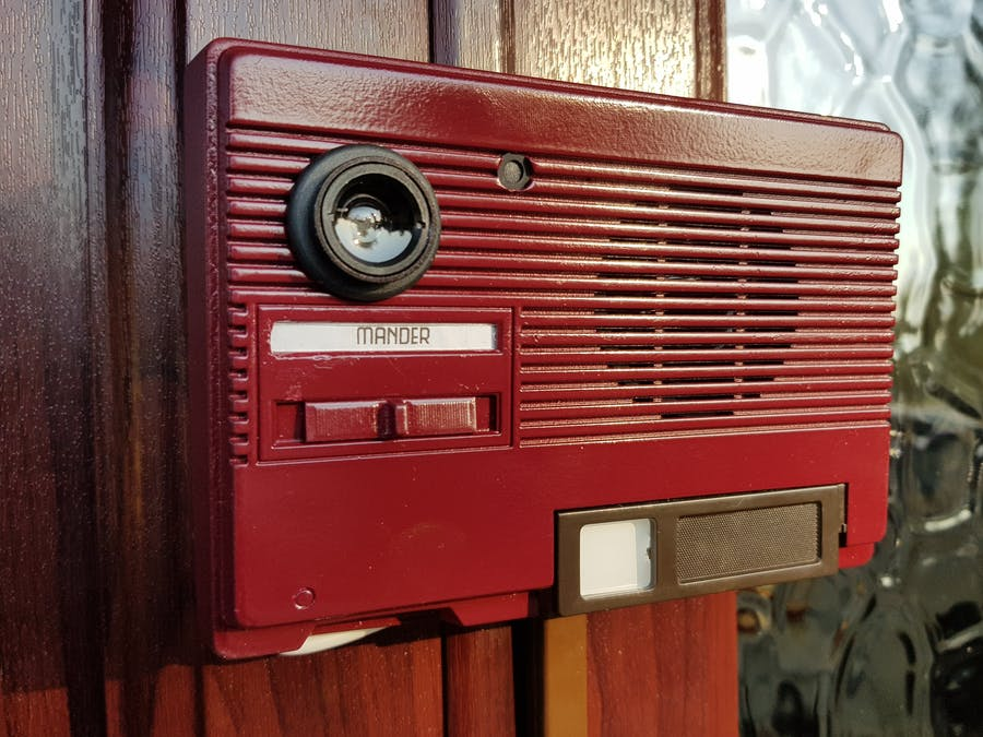 1986 PiNG Video Doorbell