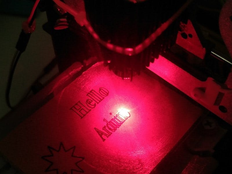 XY Axis CD-ROM Laser Printer