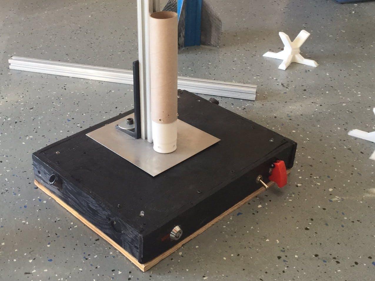 Advanced Rocket Launch Pad