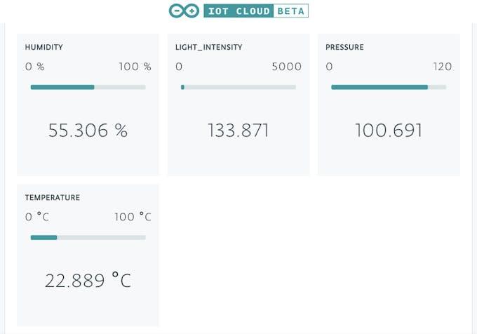 IoT: Interacting with Arduino & Adafruit IoT Cloud - Arduino Project Hub