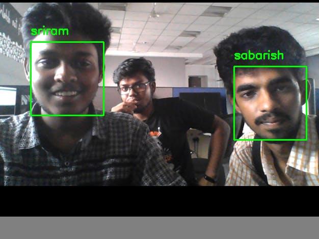 Facial Recognition + OpenCV Python - Hackster io