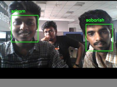 Facial Recognition + OpenCV Python