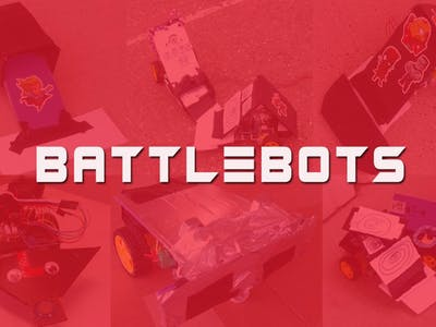 Build a Battle Bot Controlled with a PS2 Controller