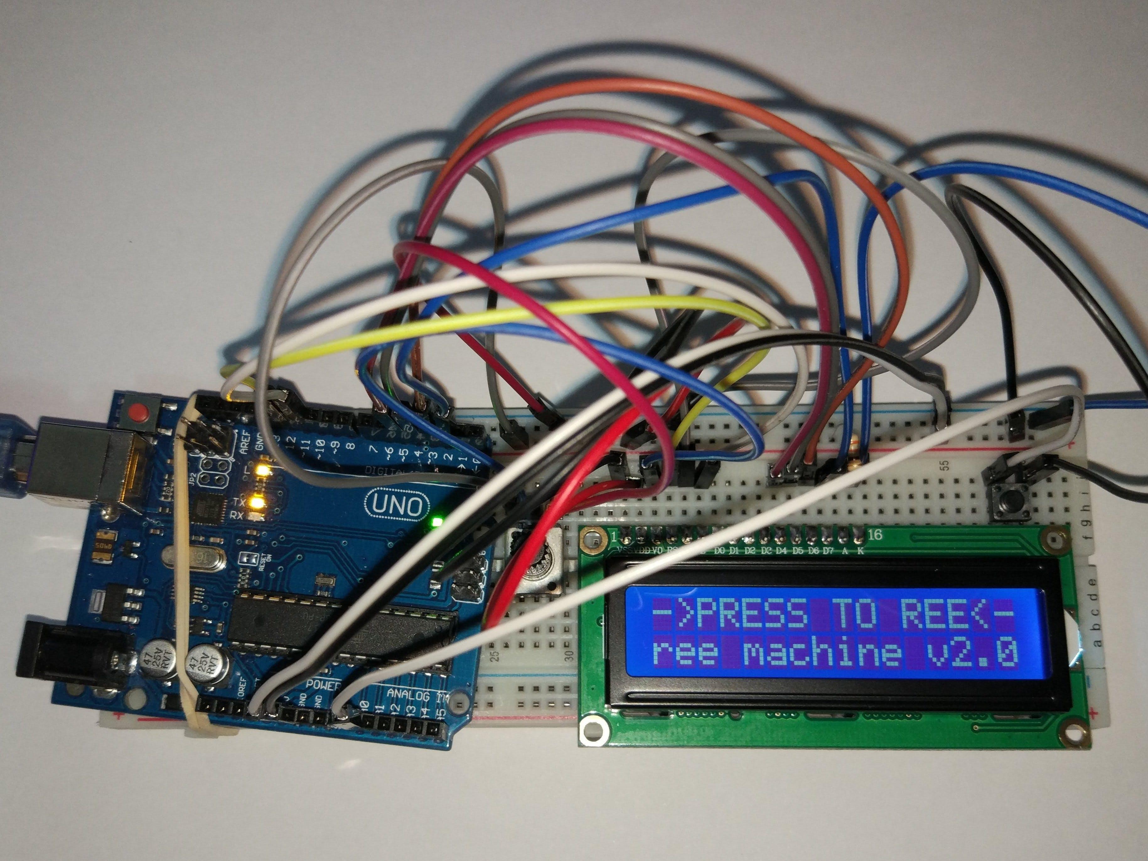 REEE Machine v2.0