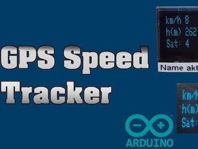 GPS SpeedTracker for RC